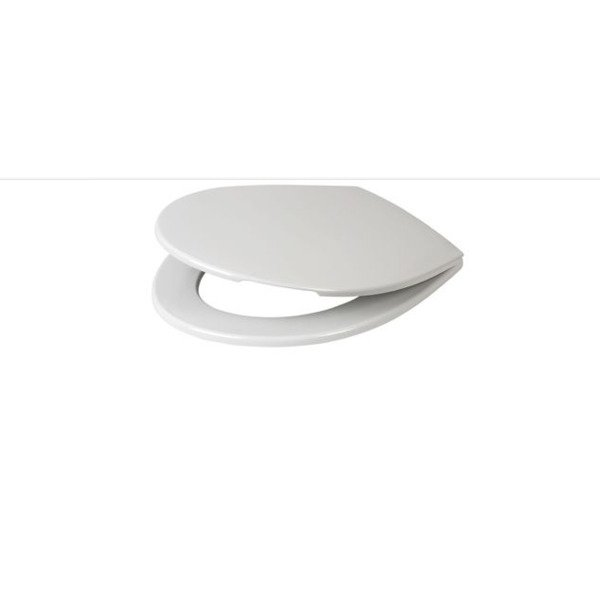 Adema classic basic toiletzitting wit 4345100