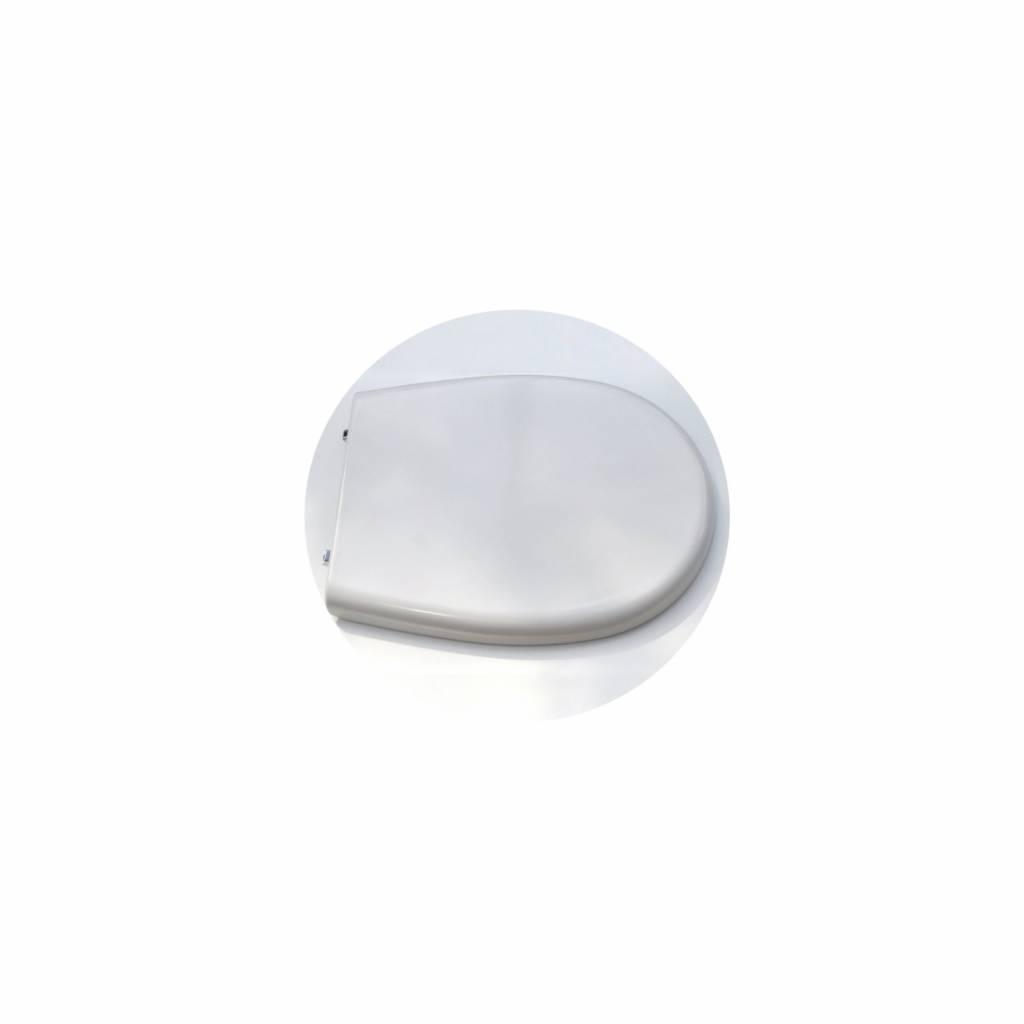Toiletzitting Sanicare Soft-Close Rondo Met Deksel 35