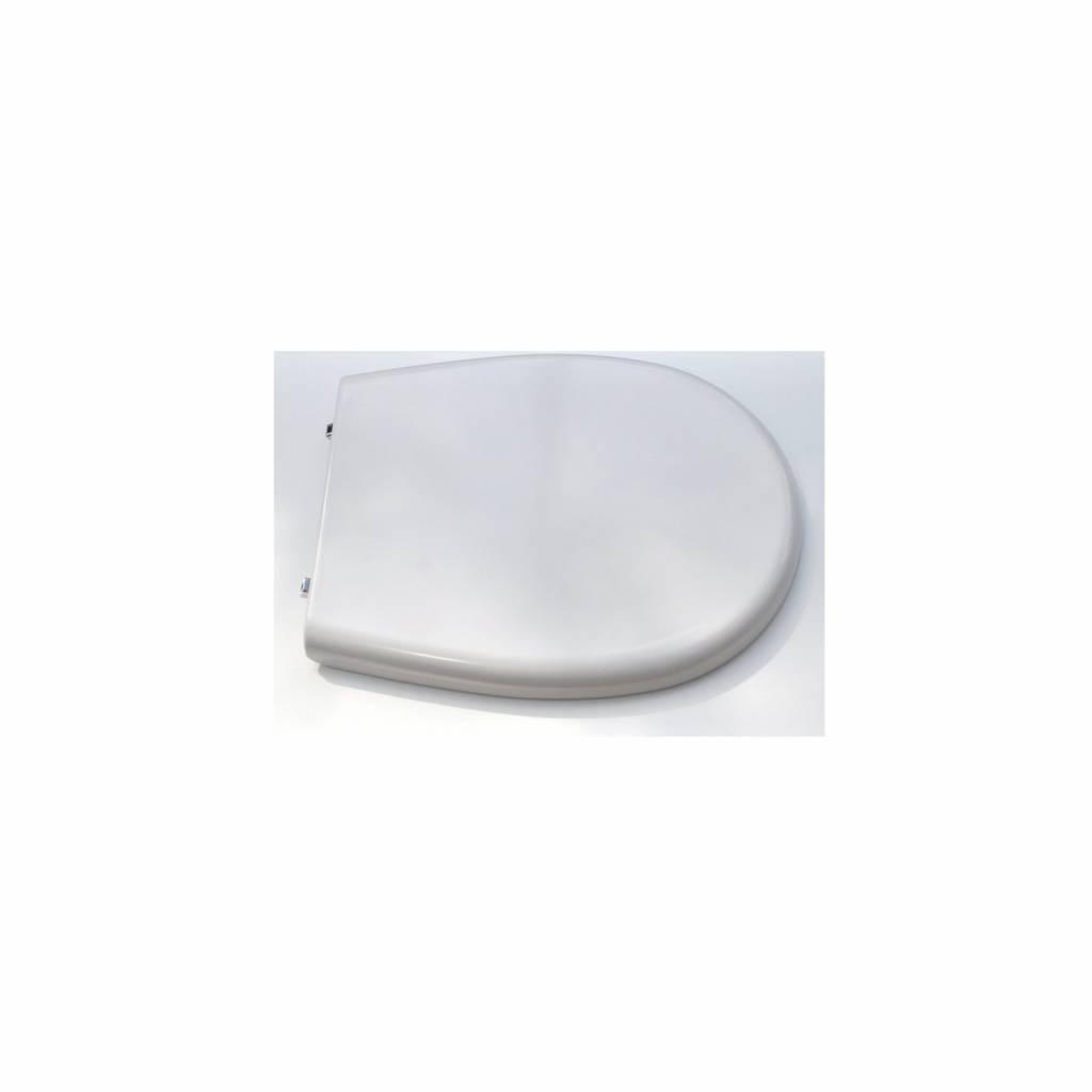 Toiletzitting Sanicare Soft-Close Rimfree Met Deksel 35