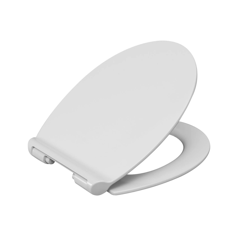 Toilet Zitting Van Marcke Take-off Softclose Duroplast Wit
