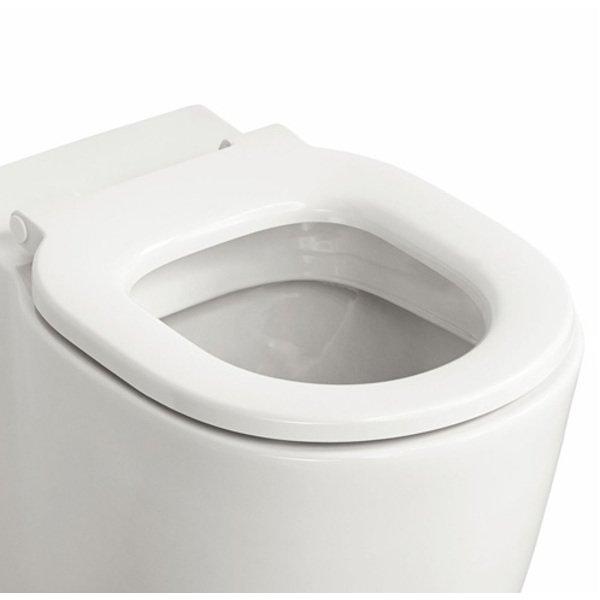 Ideal Standard Connect closetzitting zonder deksel wit K706001
