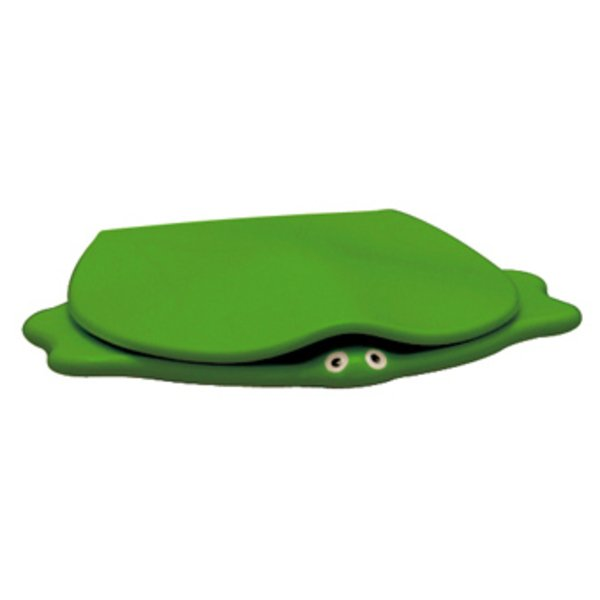 Sphinx 300 Turtle kinderclosetzitting met deksel groen S8H51110450