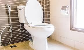 Toilet met softclose wc-bril